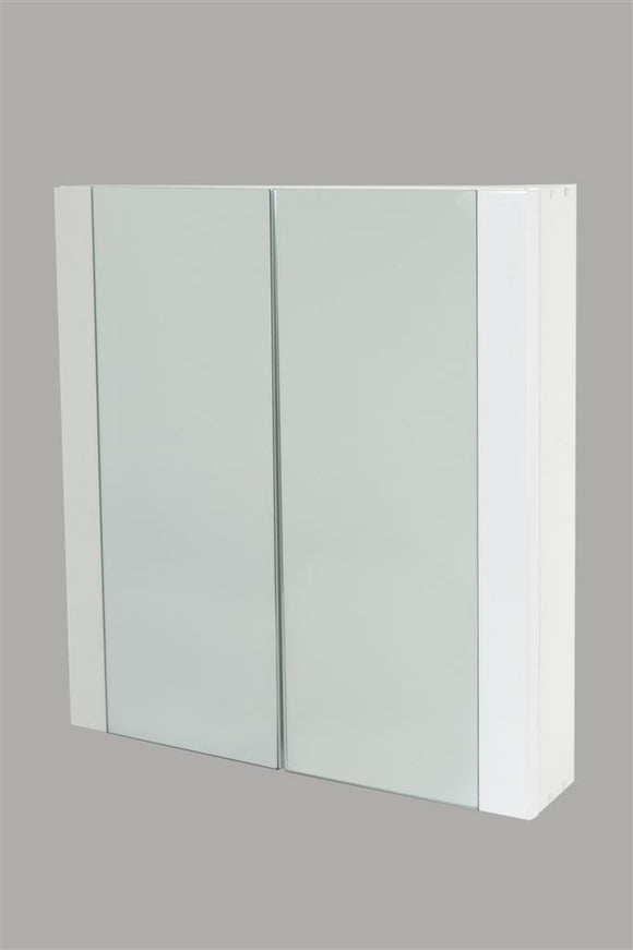 Tema Milan Slimline Double Door Bathroom Cabinet