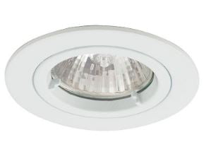 Twistlock Die-Cast Downlight White GU10