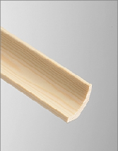 Scotia W65 26mmx26mm 2.4mt Whitewood