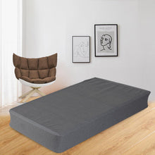 Load image into Gallery viewer, 9 inch Foldable Box Spring Mattress Foundation