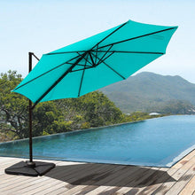 Load image into Gallery viewer, 10ft Cantilever Offset Patio Umbrella