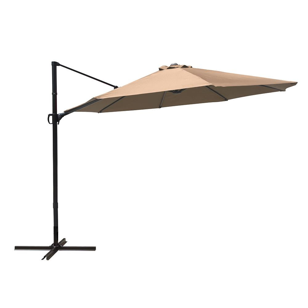 10ft Cantilever Offset Patio Umbrella