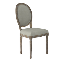 Load image into Gallery viewer, Upholstered Round Dinning Side Chair (Set of 2)