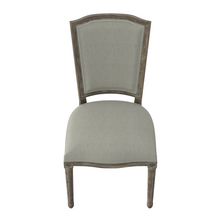Load image into Gallery viewer, Upholstered Square Dinning Side Chair (Set of 2)