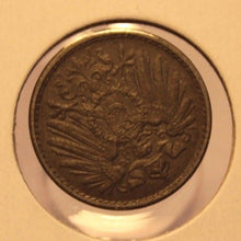 Load image into Gallery viewer, 1918 German 5 Pfennig Coin with Holder thecoindigger World Estates