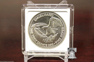 10 BCW 12 Pocket Page for 2.5X2.5 Coin Holder Flip Capsule Silver Eagle Case