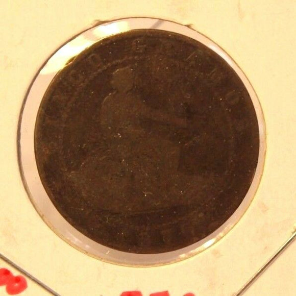 1870 Spain 5 Centimes Coin with Display Holder  thecoindigger World Coin Estates