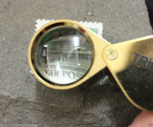 Load image into Gallery viewer, 30X 21mm Gemstone Inspection Magnifier Agate Rock Fossil Mineral Gem Loupe Lens