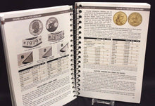 Load image into Gallery viewer, 2019 Red Book Official Price Guide for US Coins Spiral Bound Coin Value U.S.