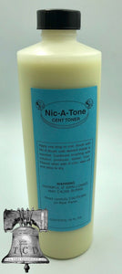Nic A Tone Coin Toner for US Penny Cent Magic Tone Acid Economy Bottle 16oz