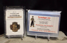 Load image into Gallery viewer, 100 TCD Coin Slab Resealable Sleeves NGC PCGS Everslab Protective Sleeve Slabs