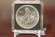 Load image into Gallery viewer, 10 BCW 12 Pocket Page for 2.5X2.5 Coin Holder Flip Capsule Silver Eagle Case