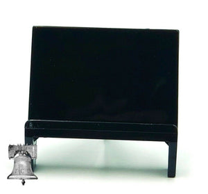5 Card Holder Stand Coin Holder Snap or Slab PCGS NGC ANACS Display Stands Black
