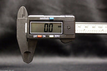 "Load image into Gallery viewer, Digital Caliper Coin Stamp Jewlery Electronic ✯ CARBON COMPOSITE 6"" Inch 150mm"
