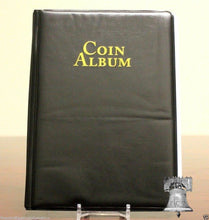 Load image into Gallery viewer, 60 Pocket 2x2 Mini Coin Holder Album WHITMAN Compact Folder Storage Wallet 5x7