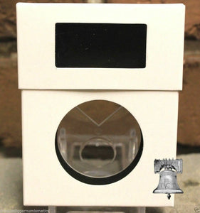 Single Slab Certified Coin Box Lighthouse Intercept Technology ANTI-TARNISH Case