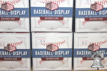 Load image into Gallery viewer, Baseball Holder Acrylic Grandstand Cube Deluxe Display Clear Storage Case Stand