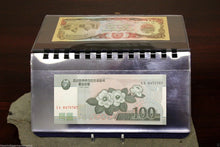 Load image into Gallery viewer, Whitman Large Currency Display Album w/ Removable 10 pages Banknote Storage