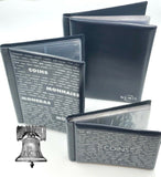 NUMIS Assorted Coin Holder Album Book Wallet 48 60 96 Pocket Page Storage Case