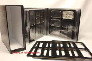 1oz BAR Storage Album Folder Holder AIR-TITE Direct Fit & 36 Silver Capsule Case