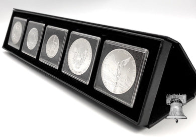 Airbox Coin Holder Storage Q5 Display Setup Box Stand 2x2 Quadrum Storage Capsule Snap Magnet