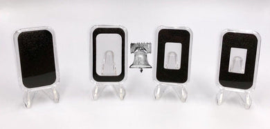 Air-tite Direct Fit Capsule 1 oz Bar Holder Acrylic Case