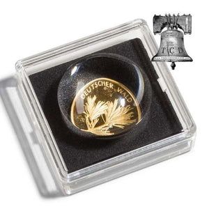MAGNICAP 2x2 Coin Holder Capsule Magnifier 14mm-20mm Lighthouse Case