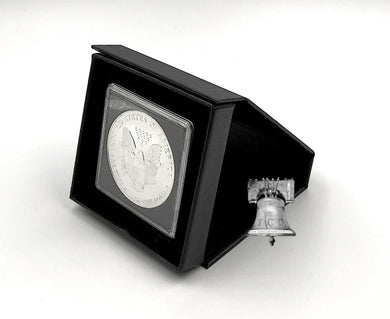 Airbox Coin Holder Storage Q1 Display Setup Box Stand 2x2 Quadrum Storage Capsule Snap Magnet