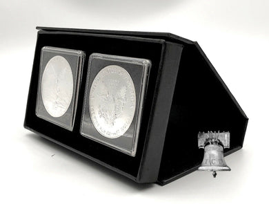 Airbox Coin Holder Storage Q2 Display Setup Box Stand 2x2 Quadrum Storage Capsule Snap Magnet