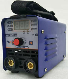 MINI ARC electrode lasapparaat incl kabels en koffer. - Weldingshop.nl