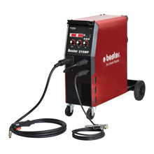 Bester 215MP Inverter Orginal made by LINCOLN. - Weldingshop.nl