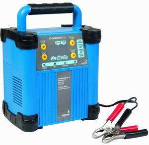 ID Charger 15 Evolution Acculader 12 volt - Weldingshop.nl