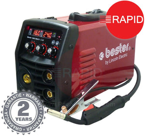Bester 190C Multi Orginal made by LINCOLN. - Weldingshop.nl