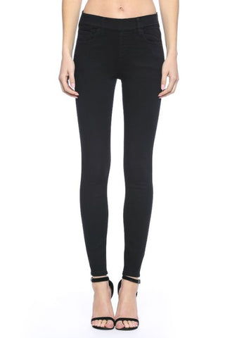 Black Skinny Jegging