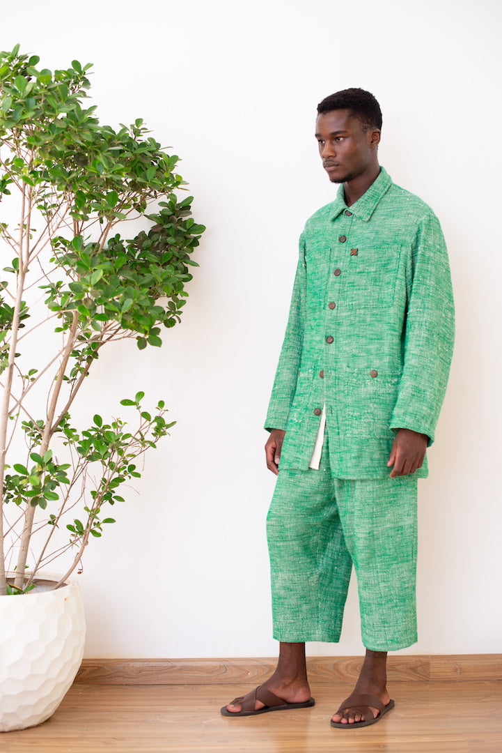 Dalami Jacket in Green