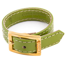 Load image into Gallery viewer, Bracelet 1V - Green - LALE - LEATHER - BRACELETS