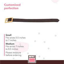 Load image into Gallery viewer, Bracelet 1V - Brown - LALE - LEATHER - BRACELETS