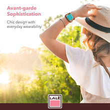 Load image into Gallery viewer, Bracelet Ale - Camel Leather - LALE - LEATHER - BRACELETS
