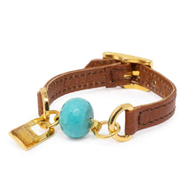 Load image into Gallery viewer, Bracelet Mini Ale - Camel Leather - LALE - LEATHER - BRACELETS