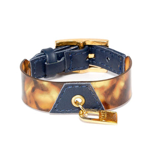 Bracelet Koovita - Dark Blue - LALE - LEATHER - BRACELETS