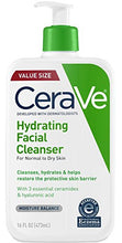 Load image into Gallery viewer, CeraVe Hydrating Facial Cleanser