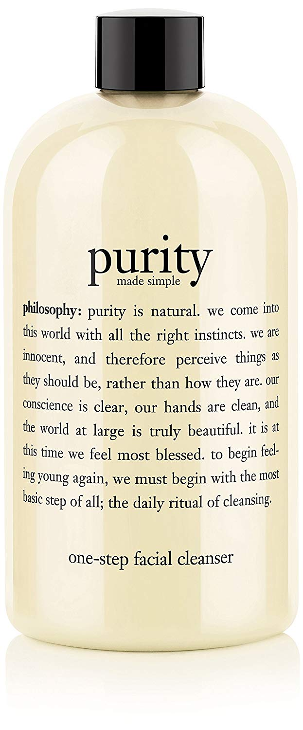 Philosophy Purity Made Simple One Step Facial Cleanser