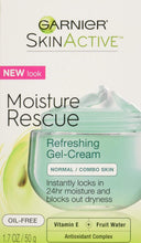 Load image into Gallery viewer, Garnier SkinActive Moisture Rescue Face Moisturizer