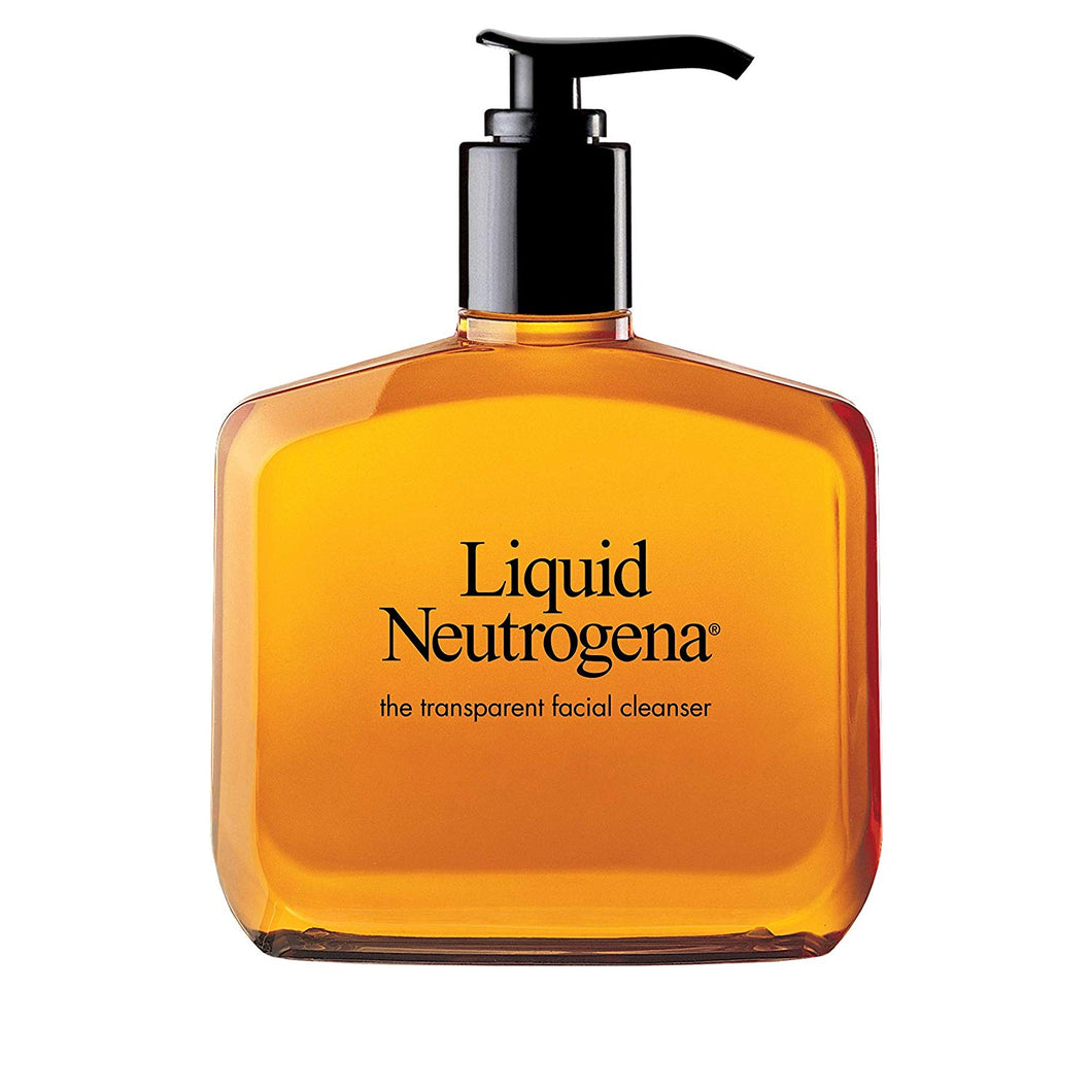 Liquid Neutrogena Fragrance-Free Facial Cleanser