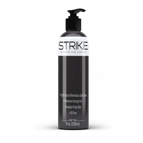 Strike Advanced Acne Cleanser