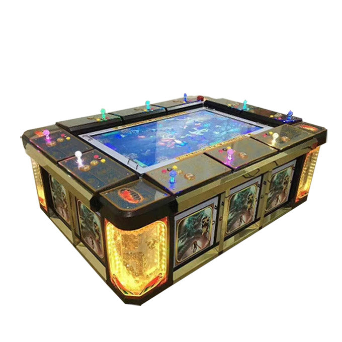 10 Player fish game machine cabinet software kits for sale