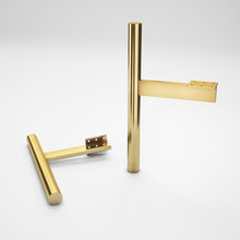 Load image into Gallery viewer, Set of 4 Brass Cabinet Legs - ivadecorstudio