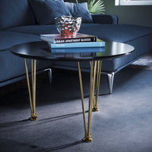 Load image into Gallery viewer, Custom Coffee Table Hairpin Legs - ivadecorstudio