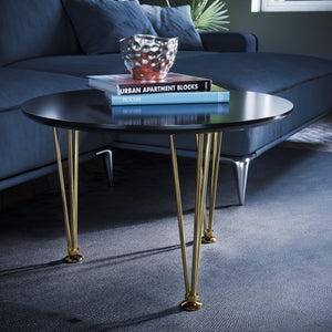 Custom Coffee Table Hairpin Legs - ivadecorstudio