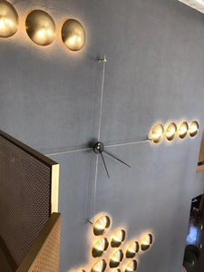 Large Unique Wall Clock